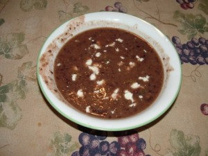South Beach and Cuban Black Bean Soup | Vic Socotra
