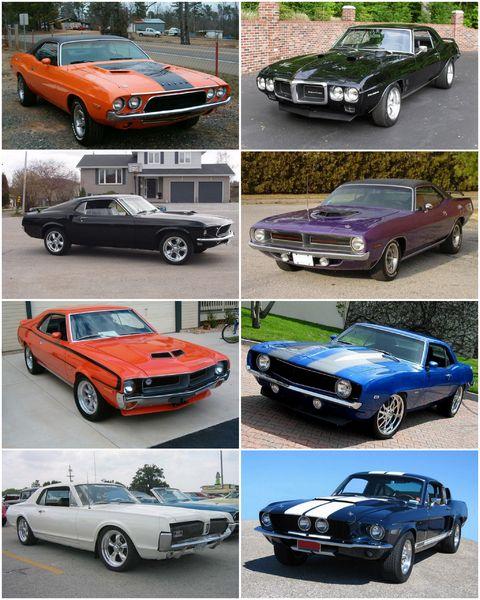 Pony Cars