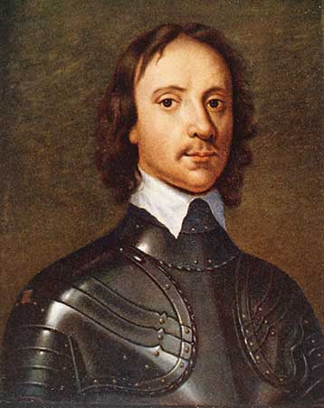 Oliver Cromwell-032715